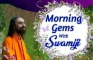Morning Gems with Swamiji